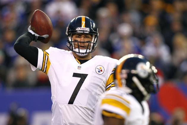 Breaking Down the Road to the NFL Playoffs for the Steelers