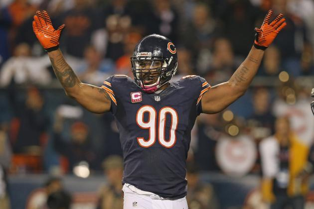 Chicago Bears: 5 Players to Watch in Week 10