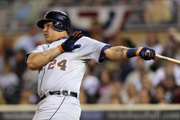 Grading Miguel Cabrera as Player of the Year and All 2012 Players Choice Awards