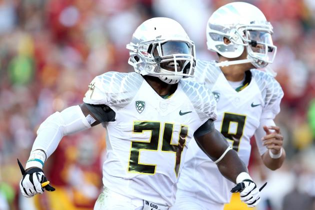 Grading the Top 10 College Football Offenses Heading into Week 11