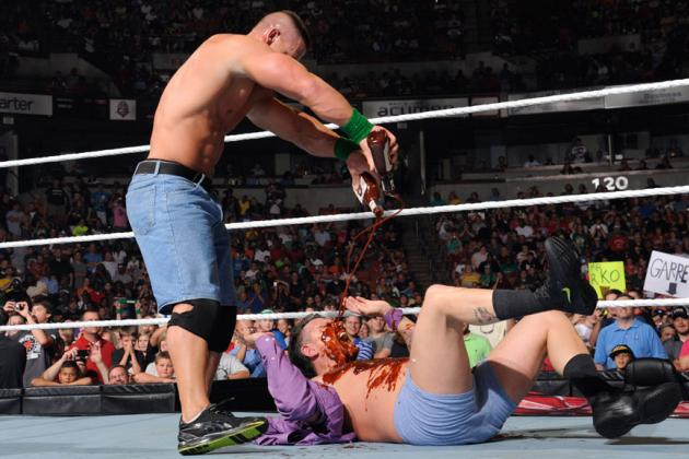 12 Craziest Things in WWE so Far in 2012