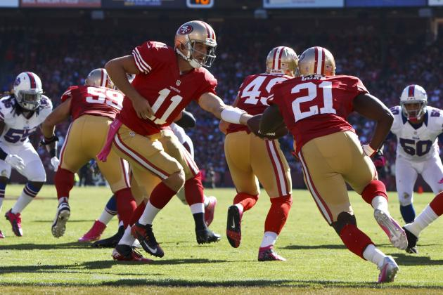 San Francisco 49ers and 5 NFL Teams Most Ready for Playoff Push