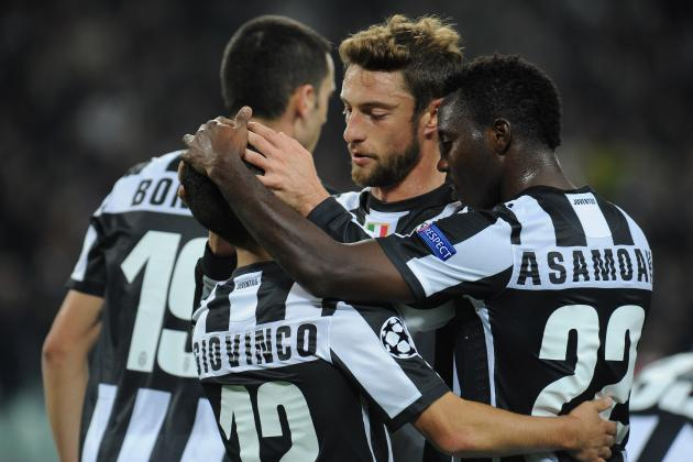 Juventus vs. Nordsjaelland: Grading the Bianconeri in Their 4-0 Blowout