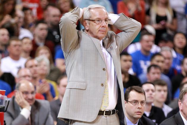UNC Basketball: 4 Things About Tar Heels That Will Keep Roy Williams Up at Night