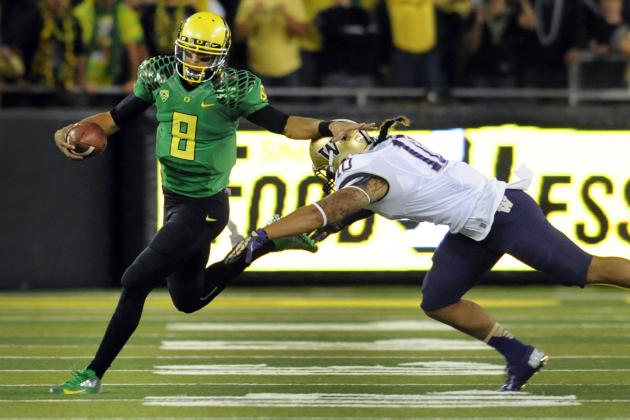 5 Freshmen To Watch as Heisman Trophy Contenders in 2013