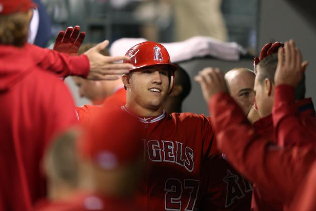 Five Los Angeles Angels of Anaheim Prospects to Watch out for
