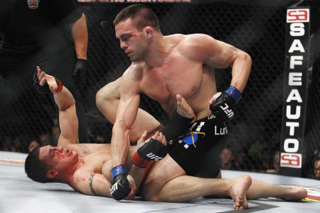 UFC on Fuel 6: The 10 Best Fights from the First 5 Fuel Cards
