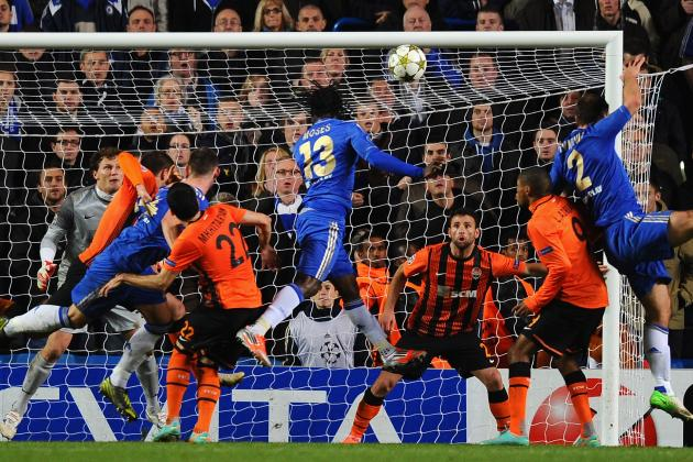 UEFA Champions League: Chelsea Player Ratings Against Shakhtar Donetsk