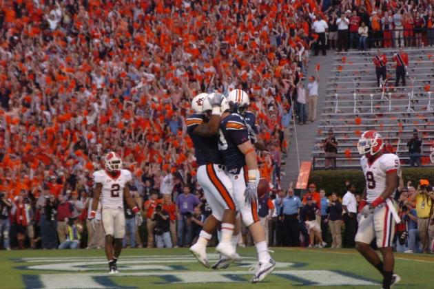 Georgia vs. Auburn: 5 Things That Must Happen for Auburn to Upset No. 5 Georgia