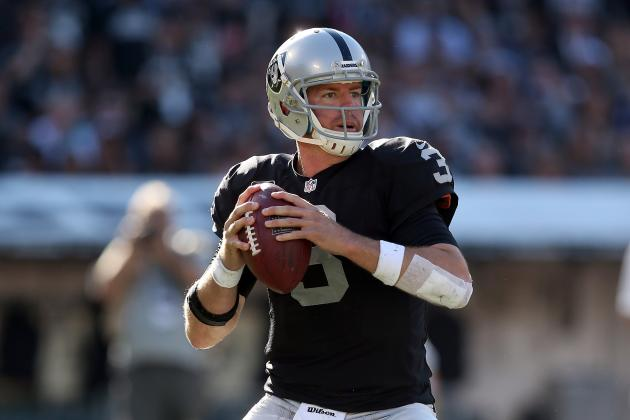 Oakland Raiders Week 10: 5 Keys Against Baltimore