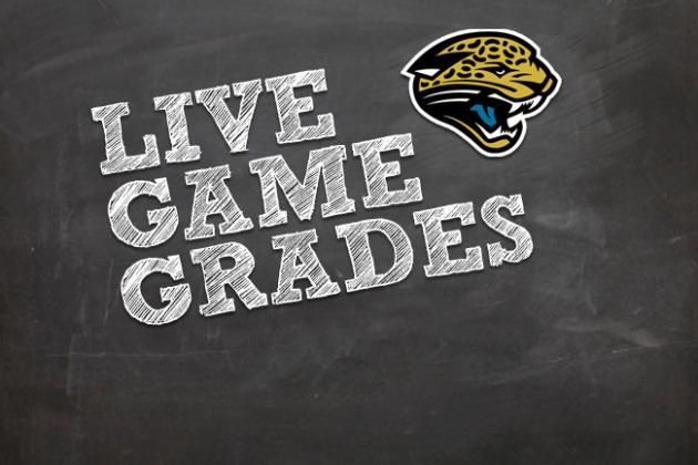 Colts vs. Jaguars: Final Report Card, Player Grades for Jacksonville