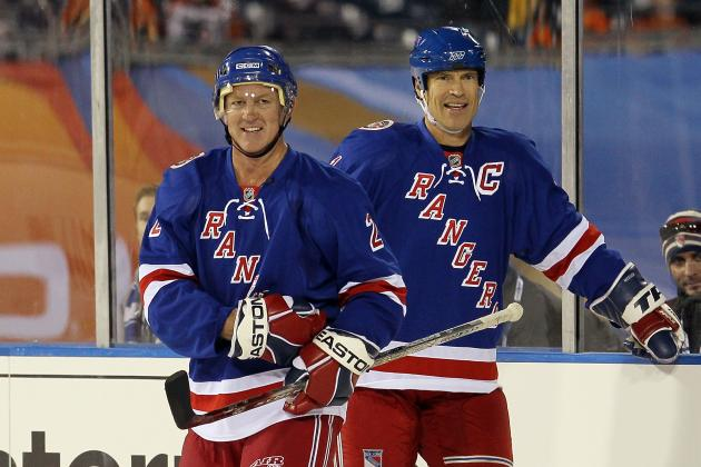 The 12 Best Passers in New York Rangers History