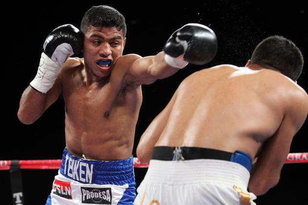 5 Under-the-Radar Boxing Champs That Could Burst onto the Scene in 2013