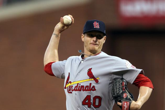 St. Louis Cardinals: 4 Pitchers with a Shot at the 5th Rotation Spot