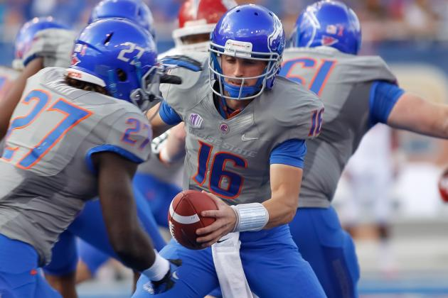 Boise State vs. Hawaii: Complete Game Preview