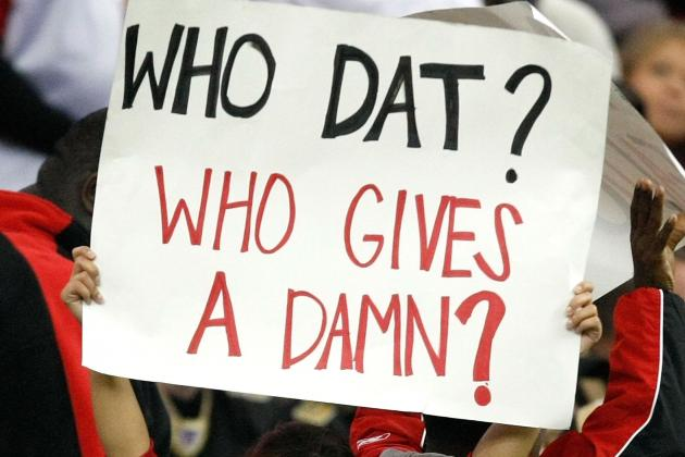 Falcons vs. Saints: The Last Decade of the NFL's Only SEC Rivalry