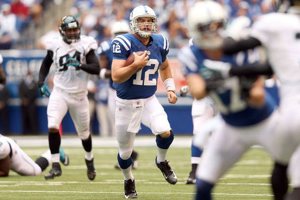NFL SpreadSHREDDER, Week 10: Luck, Colts a Nationally Televised Disappointment
