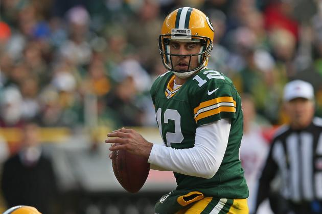 Green Bay Packers: Handing out Midseason Awards