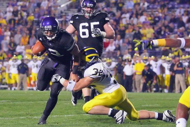 Northwestern vs. Michigan: Complete Game Preview