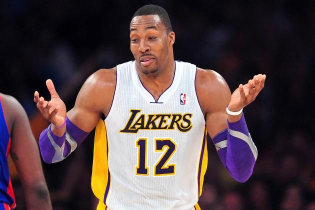 Grading Dwight Howard's First Week as a Los Angeles Laker
