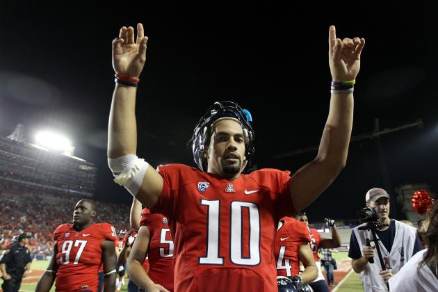 Arizona Football: 5 Reasons Matt Scott Is the Most Underrated QB in the Nation