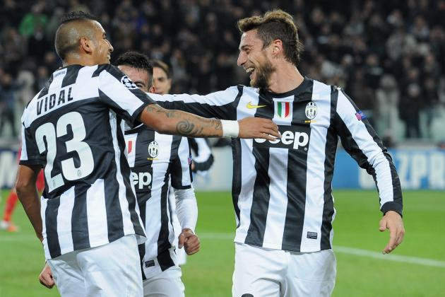 Juventus Football: 5 Reasons Why Juve's Midfield Is the Best in the World