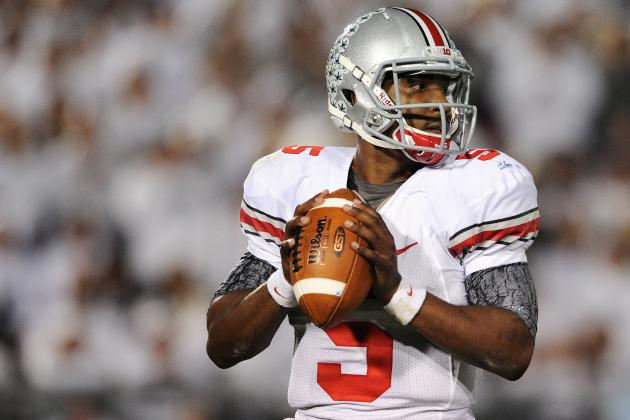 Ohio State Football: Power Ranking Every Starter on the 2012 Squad