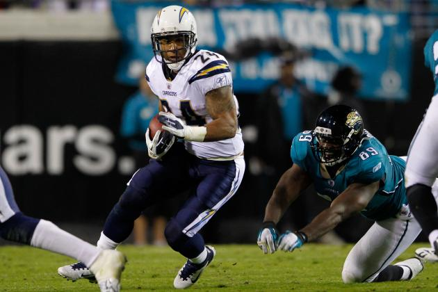 Fantasy Football: Ryan Mathews Leads 'Start-or-Sit' Battles for Week 10