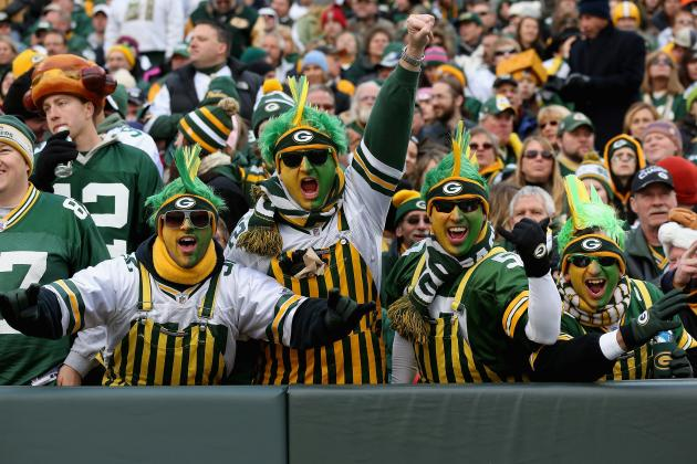 10 Reasons the Packers Have the Best Fans in the NFL