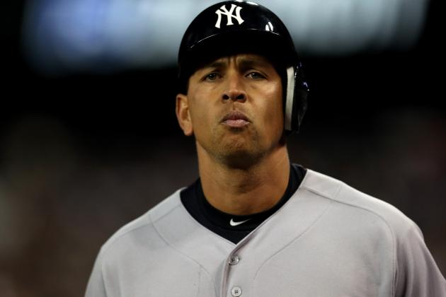 5 Ways Alex Rodriguez Can Dip in the Fountain of Youth and Find Late Success