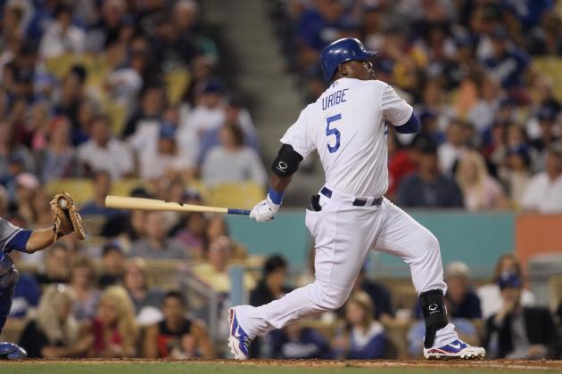 Los Angeles Dodgers: 3 Vets You Likely Won't See on the 2013 Roster