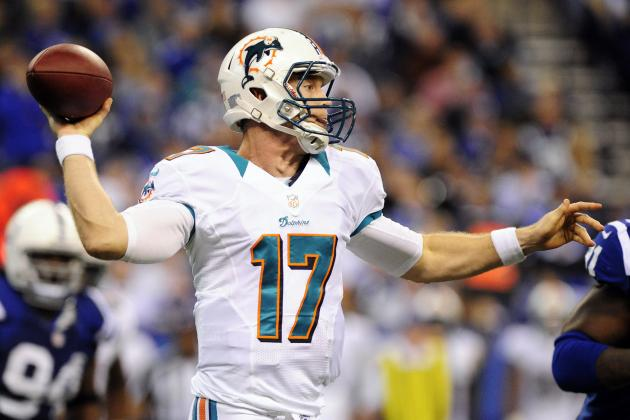 Odds on Home-Field Advantage, Playoff Seeds and More for Miami Dolphins