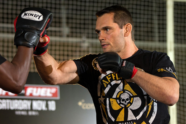 UFC on Fuel 6: The 7 Best Moments of Rich Franklin's Career