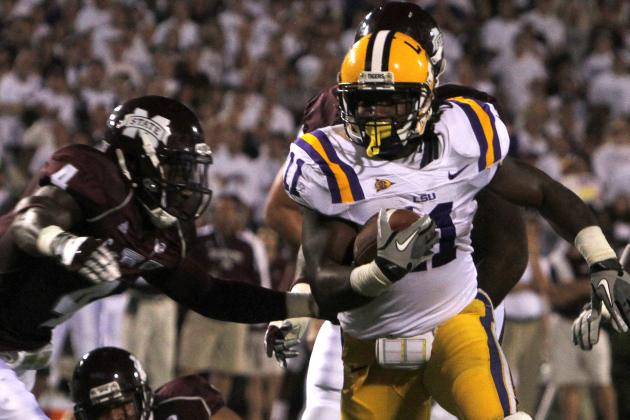 Mississippi State vs. LSU: Complete Game Preview