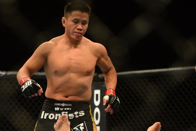 UFC on Fuel 6: Cung Le and the 15 Flashiest Strikers in MMA