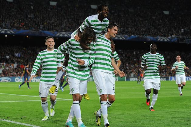 Celtic's Top 5 European Triumphs