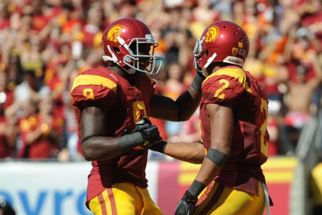 USC Football: Are Marqise Lee and Robert Woods the Best WR Duo in the Nation?