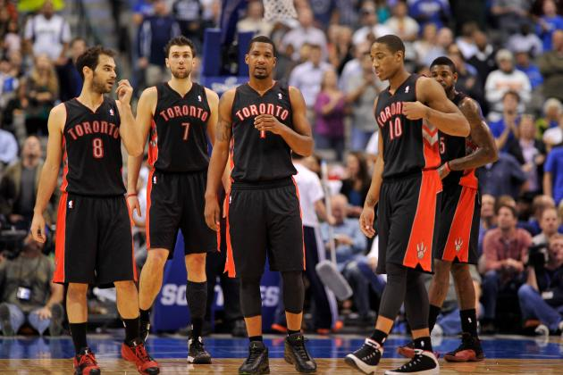 10 Things We Have Learned About the Toronto Raptors Early in the Season