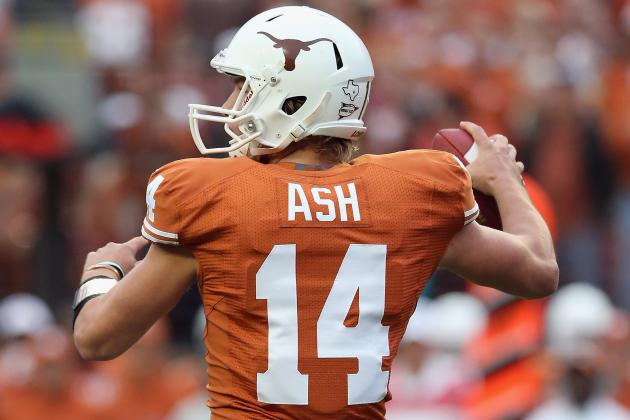 Texas Football: 5 Keys to the Game vs. Iowa State