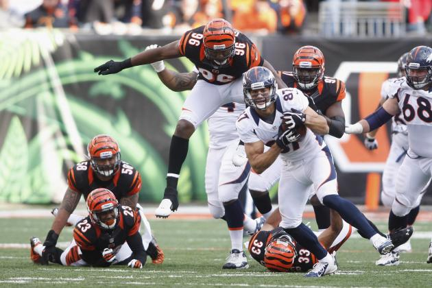 Cincinnati Bengals: 5 Improvements Necessary for Success vs. the New York Giants