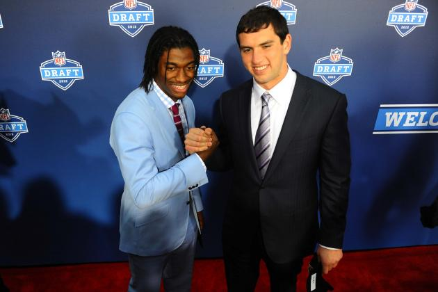 NFL: The 5 Worst Quarterbacks Drafted in the Top 5