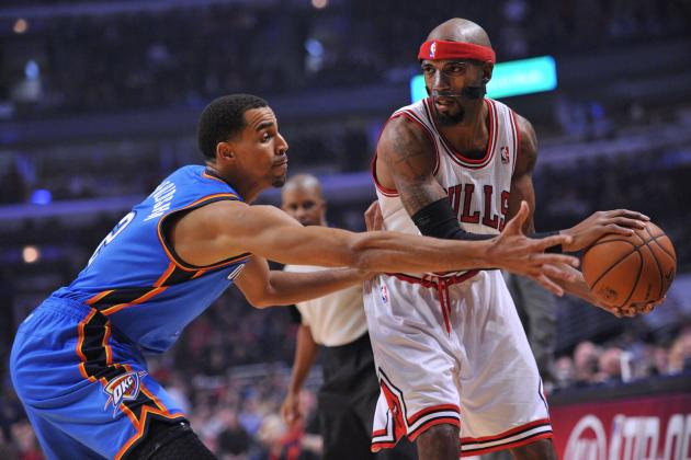 Oklahoma City Thunder vs. Chicago Bulls: Postgame Grades and Analysis