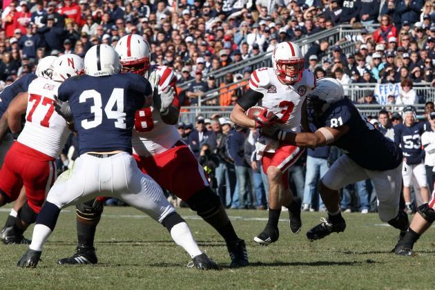 Nebraska Football: 5 Keys to the Game vs. Penn State