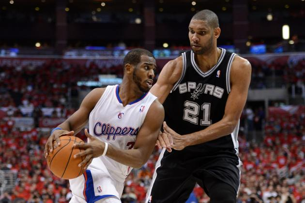 Chris Paul and 6 NBA Stars Who Will Age Gracefully