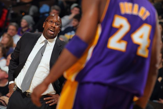 5 Reasons L.A. Lakers Cannot Live and Die by Princeton Offense