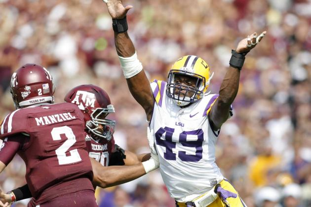 2013 NFL Draft: 7 Most Freakishly Athletic Prospects
