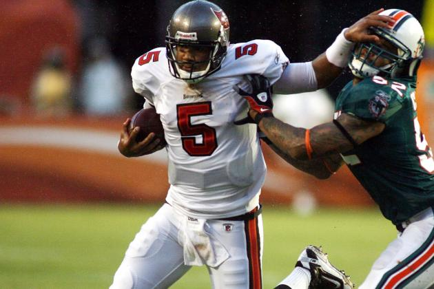 NFL Week 10 Picks Against Spread: A Florida Double-Dipper