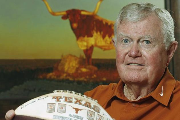 Texas Football: Darrell Royal's Top 5 Greatest Wins and