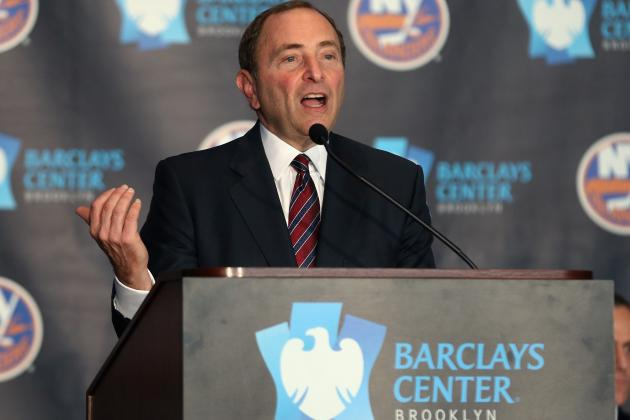 NHL Lockout: Top 10 Reasons San Jose Sharks Fans Should Blame Gary Bettman