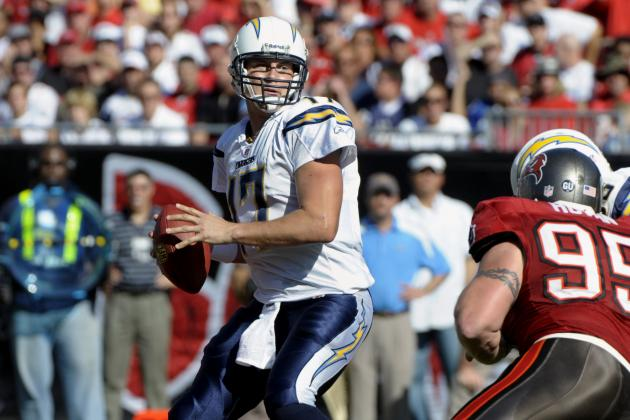San Diego Chargers at Tampa Bay Buccaneers: 10 Keys to the Game for San Diego